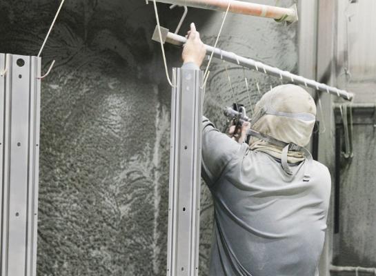 溶剤焼付塗装、溶剤常温乾燥塗装について